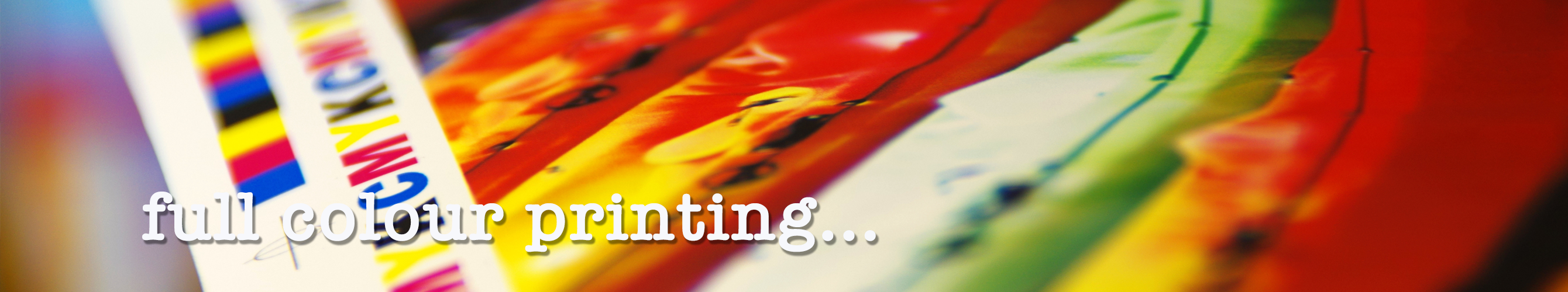 full colour printing north wales